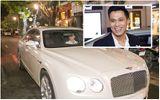 """""""Thiếu gia Phan Hải"""" khoe xe Bentley chục tỷ mới tậu"""