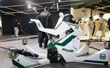 """Cảnh sát Dubai sẽ tuần tra bằng """"xe bay"""""""