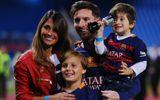 Vợ chồng Messi ngầm thông báo sắp có con thứ 3