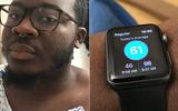 Thoát chết nhờ ứng dụng HeartWatch  trên Apple Watch