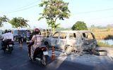 """Tình tiết bất ngờ vụ """"con gái thuê giang hồ đốt ôtô"""" khiến cha tử vong"""