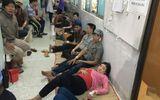 Sau bữa ăn chiều, hàng trăm công nhân nhập viện nghi ngộ độc thực phẩm