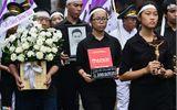ĐH Hutech trao bằng tốt nghiệp tại đám tang nam sinh tử nạn vì bê tông