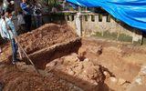 Mở rộng khai quật khảo cổ khu vực nghi lăng mộ vua Quang Trung