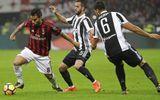 Higuain lập cú đúp, Juventus đánh bại chủ nhà AC Milan