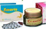 Phạt 100 triệu đồng với thực phẩm chức năng Smarto, AC-samin, Beauty Skin gây hiểu lầm là thuốc