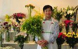 Hai lần khởi nghiệp thất bại, chàng kỹ sư IT kiếm 900 triệu mỗi tháng nhờ bán hoa tươi