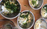 """Sự thật về """"bữa cơm đạm bạc"""" tại Trường Tiểu học Nam Trung Yên"""