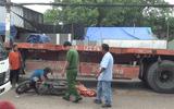 Nữ sinh tử vong thương tâm dưới gầm xe đầu kéo