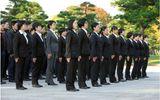Đội nữ cận vệ mới thành lập của Nhật Bản được huấn luyện để bảo vệ các yếu nhân