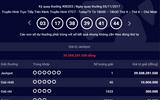 Kết quả xổ số Vietlott hôm nay 5/11: Có người trúng giải Jackpot 39 tỷ đồng