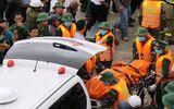 Tìm thấy thêm 3 thi thể trong vụ 9 tàu hàng bị bão đánh chìm  ở Quy Nhơn