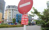 Bất chấp lệnh cấm, quảng cáo rao vặt vẫn nhan nhản khắp phố phường Hà Nội