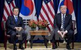 """Triều Tiên là vấn đề """"nóng hồi"""" của cuộc gặp thượng đỉnh Mỹ - Hàn"""