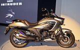 Cận cảnh Suzuki Intruder 150 vừa ra mắt với giá 34,5 triệu đồng