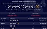 Kết quả xổ số Vietlott hôm nay 11/11: Giải Jackpot tăng lên hơn 100 tỷ đồng