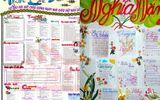 20/11: Mẫu báo tường đẹp và ý nghĩa nhất tri ân thầy cô giáo