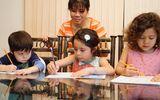 Gian nan hành trình dạy con học tiếng Việt của những bà mẹ Việt lấy chồng Tây