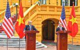 Việt - Mỹ nhất trí làm sâu sắc hơn quan hệ đối tác toàn diện