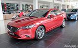 Đánh giá sản phẩm - Đánh giá sơ bộ xe Mazda 6 2018