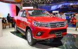 """Toyota Hilux """"đội sổ"""" phân khúc xe bán tải với doanh số 4 chiếc/tháng"""