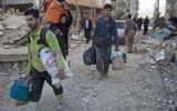Iran dừng tìm kiếm cứu hộ sau động đất khiến hơn 400 người thiệt mạng