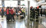 Singapore: 2 đoàn tàu điện ngầm va chạm, 25 người bị thương