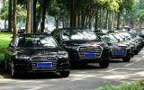 Audi rao bán gần 400 xephục vụ APEC 2017