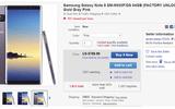 """Samsung """"gây sốt"""" với Galaxy Note 8 phiên bản 2 SIM, giá chỉ 790 USD"""