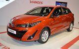 Tin tức - Cận cảnh mẫu xe giá rẻ Toyota Yaris 2018 ra mắt tại Dubai
