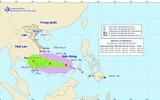 Tin tức -  Áp thấp nhiệt đới mạnh lên thành bão số 14
