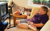 Sức khoẻ - Làm đẹp - Xem tivi quá lâu làm tăng nguy cơ máu đông