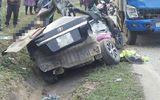 Tin trong nước - Vụ tai nạn 4 người tử vong ở Sơn La: Tài xế ô tô 5 chỗ có nồng độ cồn