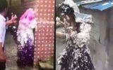 Cộng đồng mạng - Trò đùa quá trớn của phù rể đối với phù dâu ở đám cưới