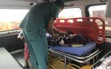 Vượt sóng lớn đưa bé 8 tháng tuổi nguy kịch từ Cù Lao Chàm vào bờ cấp cứu