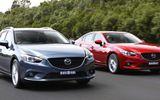 Triệu hồi hơn 200 nghìn chiếc Mazda 6 do bị lỗi phanh tay