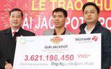 Tin tức - Thợ sửa khóa Hải Dương là người trúng Jackpot hơn 3,6 tỷ đồng