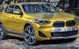"""Cận cảnh chiecs BMW X2 vừa chính thức """"xuất đầu lộ diện"""""""