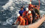 Chìm tàu cá trên biển Vũng Tàu, 2 người chết, 4 người mất tích