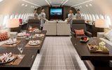 Choáng ngợp với nội thất sang trọng của máy bay Boeing 787 trị giá hơn 6.800 tỷ