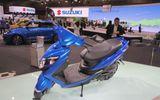 """Suzuki sắp """"trình làng"""" mẫu xe tay ga thể thao"""