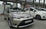Toyota Vios biển 999.99 được bán gấp 3 lần giá gốc