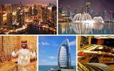Choáng ngợp với lối sống xa hoa bậc nhất thế giới ở Dubai