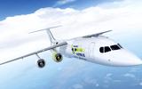 Chế tạo máy bay chở khách bằng điện ở Châu Âu