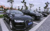 Lô xe Audi phục vụ APEC chưa được bán