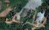 Động đất mạnh 2,5 độ Richter gần bãi thử hạt nhân của Triều Tiên
