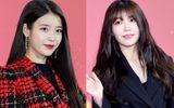 Thảm đỏ Melon Music Awards 2017: IU rực rỡ nổi bật, Jung Eunji diện đồ đen vẫn xinh ngây ngất
