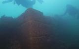 Phát hiện lâu đài 3.000 tuổi nằm sâu dưới hồ nước sâu nhất Thổ Nhĩ Kỳ