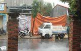 """Cảnh sát hình sự khám nghiệm hiện trường vụ """"một phần thi thể dưới nền nhà"""""""