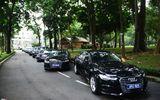 Thực hư tin đồn Audi Việt Nam bán được nửa lô xe APEC